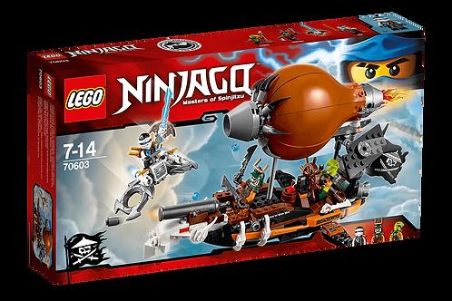 Lego 70603 Ninjago - Raid Zeppelin