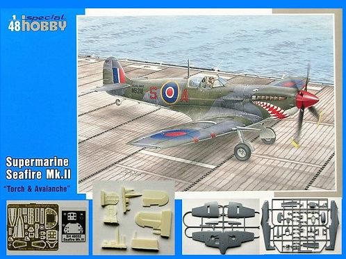 Special Hobby - Supermarine Seafire Mk.II 1/48
