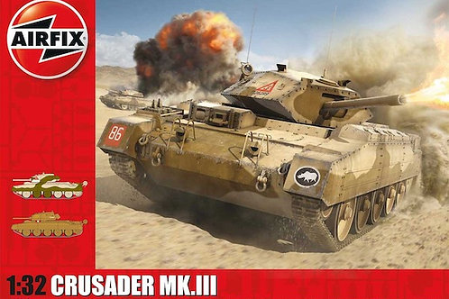 Airfix - Crusader Mk.III 1/32