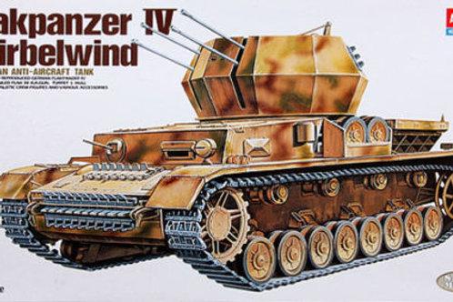 Academy - Flakpanzer IV Wirbelwind 1/35
