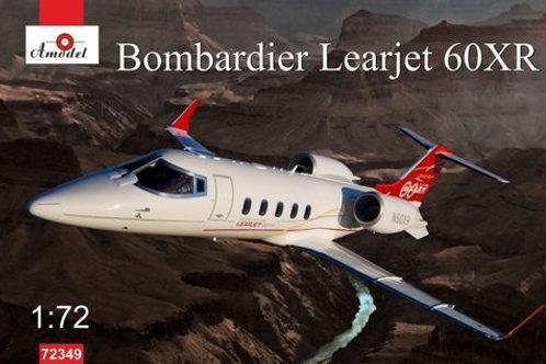 Amodel - Bombardier Learjet 60XR 1/72