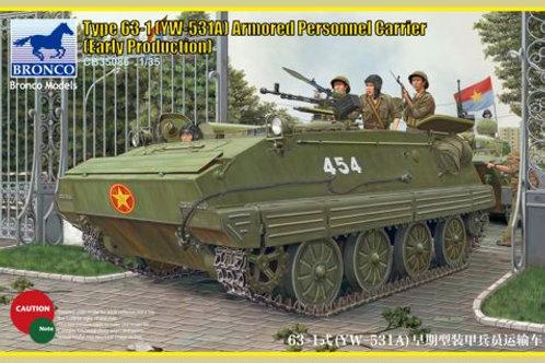Bronco - Type 63-1 (YW-531A) 1/35