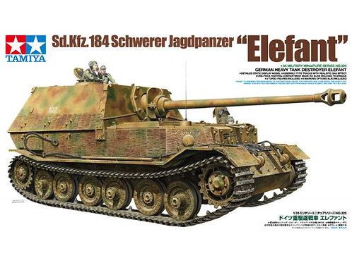 Tamiya - Sd.Kfz.184 Schwerer Jagdpanzer 'Elefant'