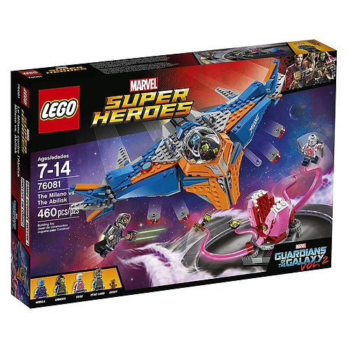 Lego 76081 Super Heroes - Guardians Of The Galaxy