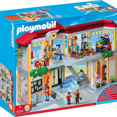 Playmobil 4324 - Large School Building