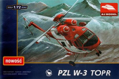 """AJ Model - PZL W-3 Sokol """"TOPR"""" Version 1/72"""