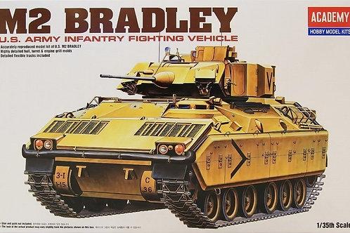 Academy - US Army Infantry M2 Bradley 1/35