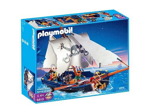 Playmobil 5810 Pirates - Pirate Corsair
