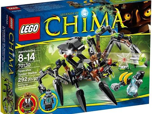 Lego 70130 Chima - Sparratus' Spider Stalker