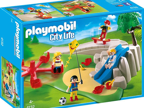 Playmobil 4132 SuperSet - Spielplatz