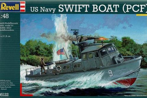 Revell - U.S. Navy Swift Boat (PCF) 1/48