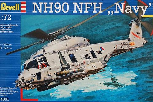 "Revell - NH90 NFH ""Navy"" 1/72"
