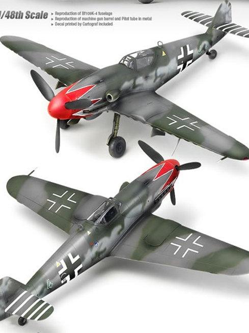Academy - Messerschmitt Bf109K-4 1/48