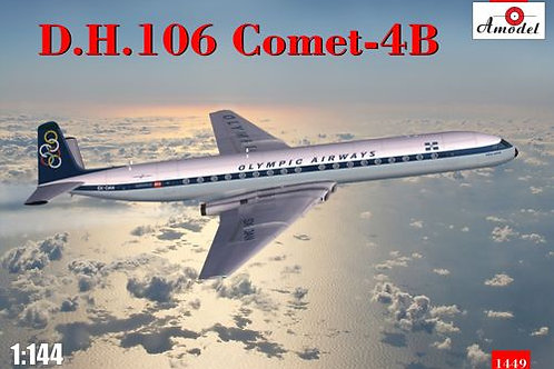 Amodel - D.H.106 Comet-4B Olympic Airways 1/144