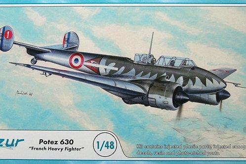 Azur - French Heavy Fighter Potez 630 1/48