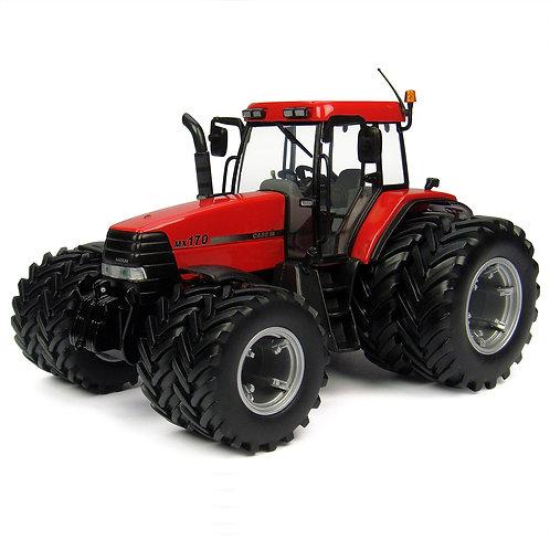 Universal Hobbies - Case IH Maxxum MX170 Dual Wheeled Tractor 1/32