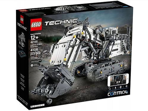 Lego 42100 Technic - Liebherr Bagger R 9800