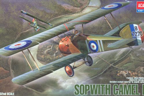Academy - Sopwith Camel F.1 1/32