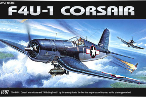 Academy - F4U-1 Corsair 1/72