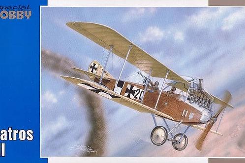 Special Hobby - WWI German Albatros C.III 1/48