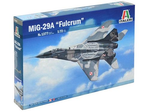 Italeri - Mikoyan MiG-29 Fulcrum 1/72