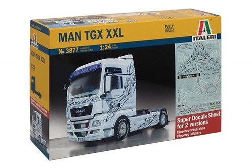 Italeri - Man TGX XXL Tractor Truck 1/24