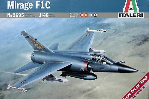 Italeri - Mirage F1C 1/48
