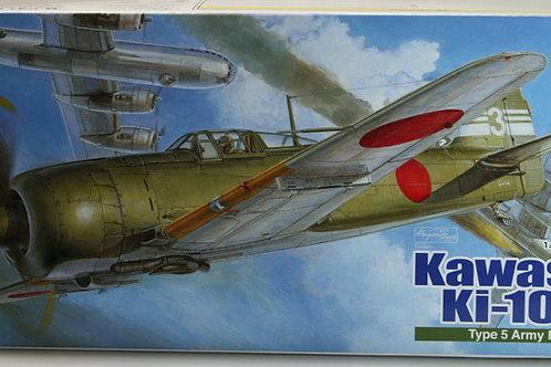 Aoshima - Kawasaki Ki-100 II Type 5 Army Fighter 1/72