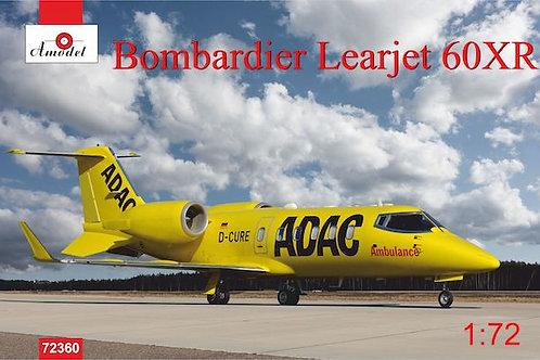 Amodel - Leajet 60XR ADAC 1/72