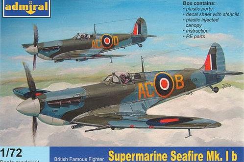 Admiral - Supermarine Seafire Mk.1b 1/72