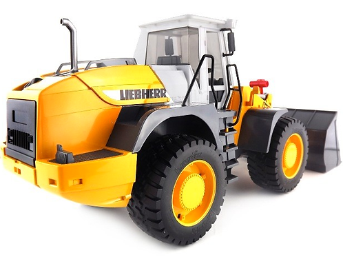 Bruder 02430 - Liebherr 574 Articulated Road Loader 1/16