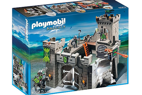 Playmobil 6002 Knights - Wolf Knights Castle