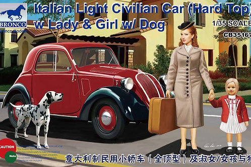 Bronco - Italian Light Civilian Car (Hard Top)