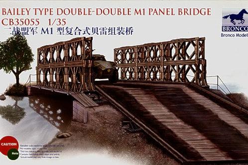 Bronco - Bailey Type Double-Double M1 Panel Bridge