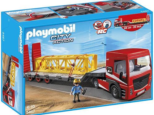 Playmobil 5467 - Heavy Duty Flatbed Trailer