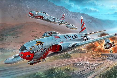 Special Hobby - F-80C Shooting Star 'Over Korea'