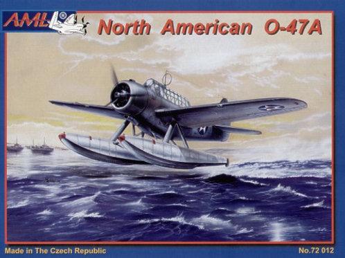 AML - North American O-47A 1/72