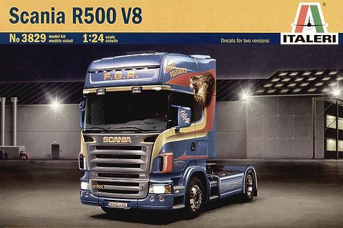 Italeri - Scania R500 V8 1/24