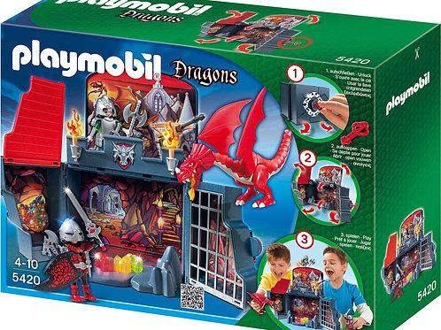Playmobil 5420 - My Secret Play Box Dragon's Lair