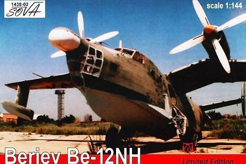 Amodel - Soviet Beriev Be-12NH 1/144
