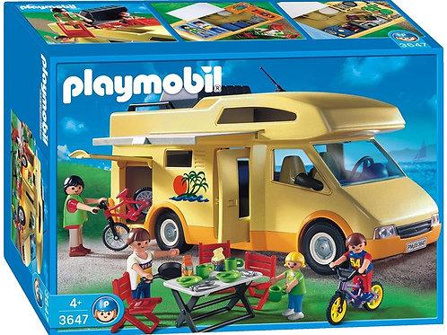 Playmobil 3647 - Familie-Wohnmobil