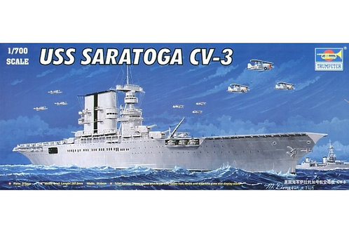 Trumpeter - U.S. Navy Aircraft Carrier Saratoga