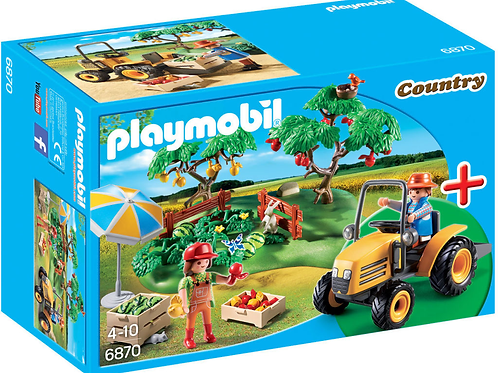 Playmobil 6870 Country - Fruit Harvesting