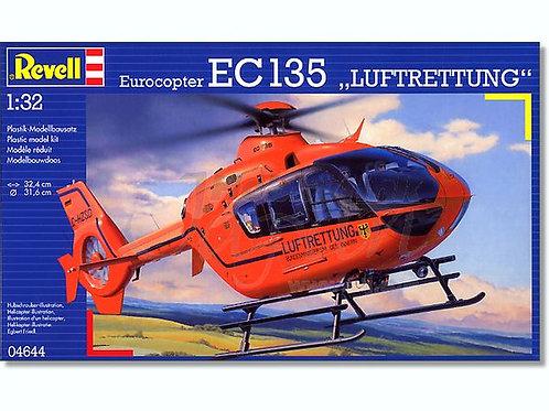 Revell - Eurocopter EC 135 Luftrettung 1/32