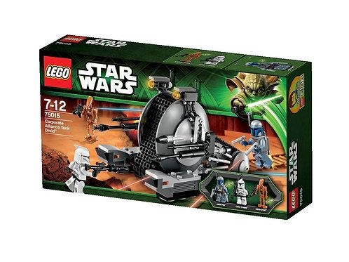 Lego 75015 Star Wars - Corporate Alliance Tank Droid