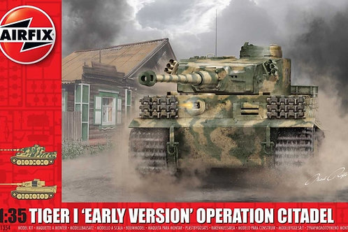 Airfix - Tiger I Early Version - Operation Citadel 1/35