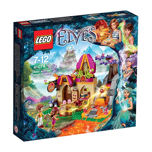 Lego 41074 Elves - Azari and the Magical Bakery