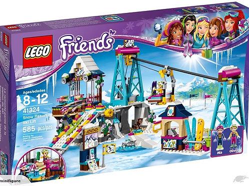 Lego 41324 Friends - Snow Resort Ski Lift