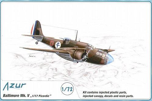 Azur - Martin Baltimore Mk. V 1/17 Picardie 1/72