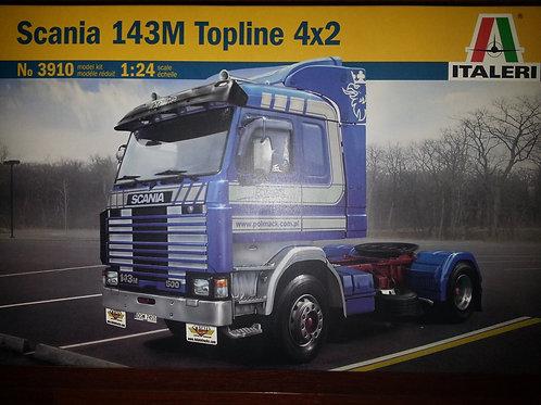 Italeri - Scania 143M Topline 4X2 1/24